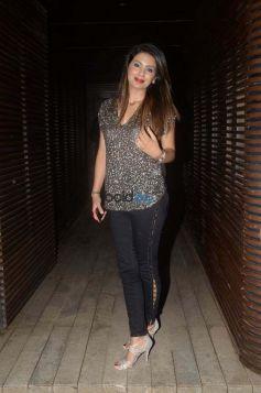 Geeta Basra At Estelle