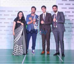 Hrithik Roshan For Rado Watches