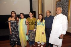 Huma Qureshi With Her Family