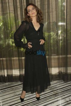 Kangana Ranaut At NDTV Youth For Change