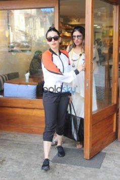 Karisma Kapoor Snapped At Mumbai