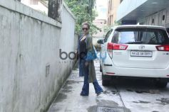 Malaika Arora Spotted At Her Friend's Office