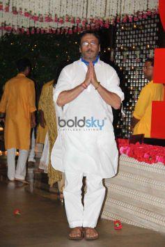 Mukesh Ambanis Ganpati celebrations