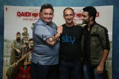 Qaidi Band Screening At Yash Raj Films