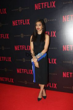 Radhika Apte Joins Saif Ali Khan And Nawazuddin  Siddiqui For Netflix's Web Series