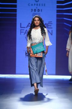Rhea Chakraborty At Lakme Week