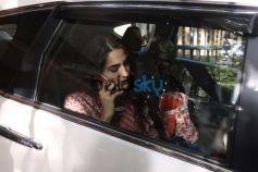 Sara Ali Khan And Sushant Singh Rajput At Abhishek Kapoor Office
