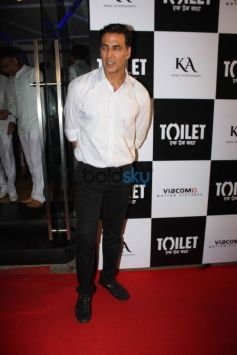 Special Screening Of Toilet Ek Prem Katha.