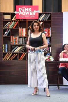 Tisca Chopra Pink Power