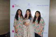 Kriti Kharbanda,Padmini Kolhapure And Other Celebs At Payal Singhal's New Collection