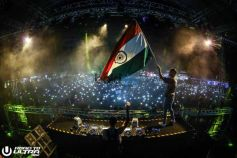 Chainsmokers Performed in Greater Noida