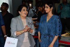 Sridevi Launched The Iphone 8 & Iphone 8+ At Iazure Mumbai