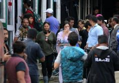 Alia Bhatt Spotted Shooting For Raazi, In Pahalgam ,Kashmir On The Last Wrap Of Film