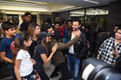 Arjun Kapoor At Launch Of Gym FIT By Ravissant , In New Delhi