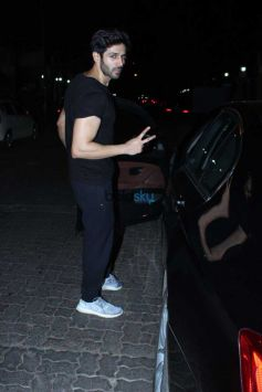 Ayush Sharma And Kaartik Aaryan Spotted At Khar Gym
