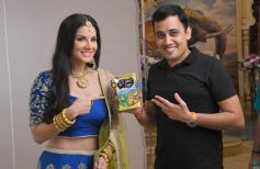 Balaji Creators Shoots With Sunny Leone In Their Next Commercial For Dholpur Fresh Desi Ghee