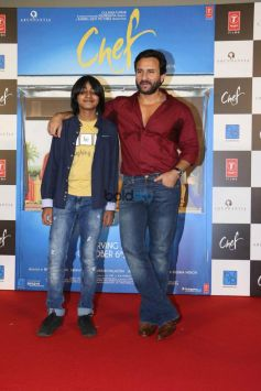 Chef Trailer Launch At PVR Mumbai