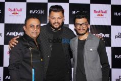 DJ Akhtar & DJ Hardik's Electrifying Gig At 1Above