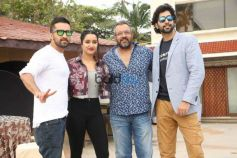 Haseena Parkar Promotion At Sun & Sand