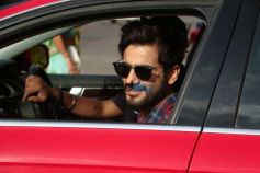 Karan Tacker Spotted At Andheri