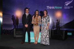 Kriti Sanon At THINK NEW In New Zealand Press Meet
