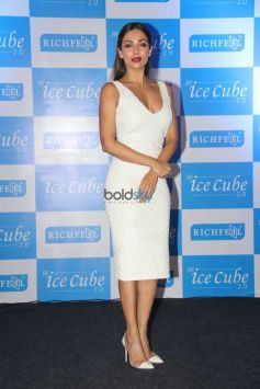 Malaika Arora Khan For Richfeel Trichology Press Conference