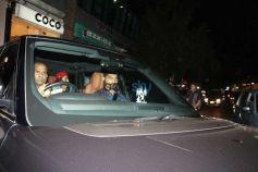 Mira Rajput Kapoor,Chitrangada Singh,Ranbir Kapoor And Jaya Bachchan Spotted At Bandra