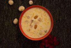 Navratri Special Recipes: Phool Makhana Kheer