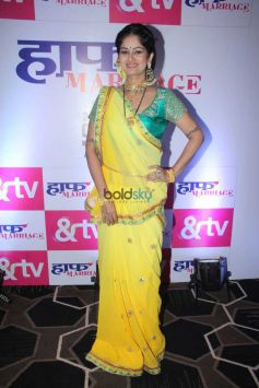 Press Meet Of Television Serial Half Marriage At Sun n Sand Mumbai