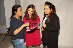 Rajkumar Rao And Kriti Kharbanda Photoshoot Of There Upcoming Movie Shaadi Main Zarur Aana