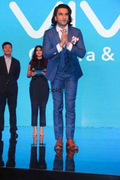 Ranveer Singh At New Vivo Mobile Launch
