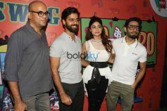 Rekha,Shilpa Shetty And Other Celebs At Yo Ke Hua Bro Screening