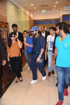 Saif Ali Khan Spotted In New Delhi