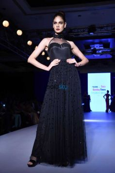Tassel Presents Her Collection At The Bombay Fashion Week 2017