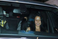 Tiger Shroff With Family Spotted At Juhu