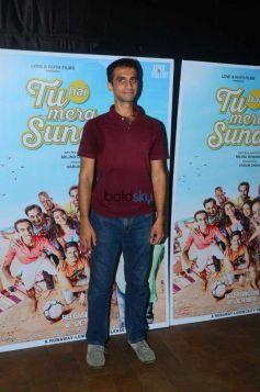 Tu Hai Mera Sunday For Football Special Screening