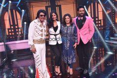 Abhishek Bachchan And Katrina Kaif On The Set Of Lip Sync Battle With Farah Khan