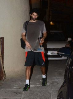 Aditya Kapoor Spotted After Gym