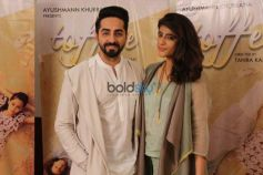 Ayushmaan Khurana With Wife At The View Interview