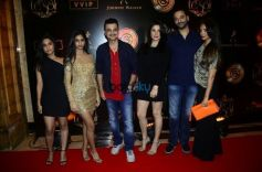 Bollywood Celebs Attend A Grand Halloween Party Designed By Gauri Khan