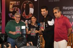 Book Launch Of Shubhra Gupta 50 Films That Changed Bollywood Launched By Karan Johar