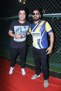 Celebrity Cricket Match Ink Cricket Blast 2017 With Celebs