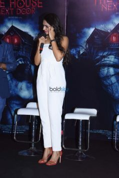 Celebs At Song Launch Of Film Horror At PVR