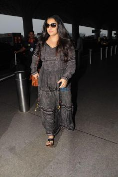 Celebs Spotted At Airport Mumbai