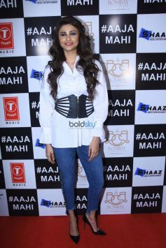 Daisy Shah Launch 'Aaja Mahi' Music Album At Mumbai
