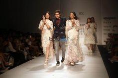 Designer Sahil Kochhar At Amazon India Fashion Week In New Delhi