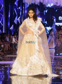 Designer Suneet Verma  At Grand Finale At Amazon India Fashion Week In New Delhi