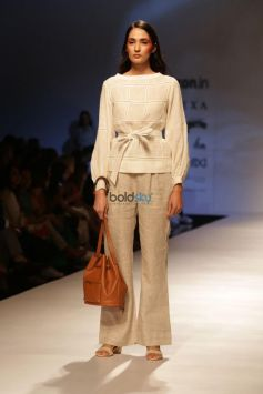 Elle Introduces The First Cut Designers Amazon India Fashion Week, In New Delhi