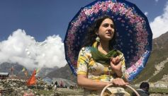 First Look Of Sara Ali Khan In Kedarnath