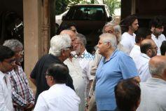 Funeral Of Kundan Shah